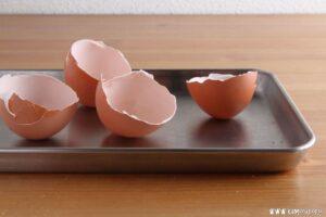 卵殻の作用とおすすめしない理由は?