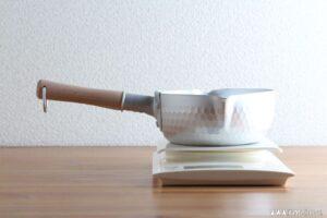 雪平鍋の軽さは揚げ物に不向き?