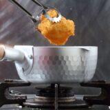 雪平鍋で揚げ物はできる?