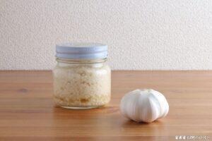 にんにく塩麹の材料は?