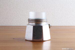 コーヒー粉の入れ方は?