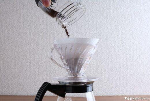 ハリオ手挽きコーヒーミルの使い方は? 粒度の調節方法