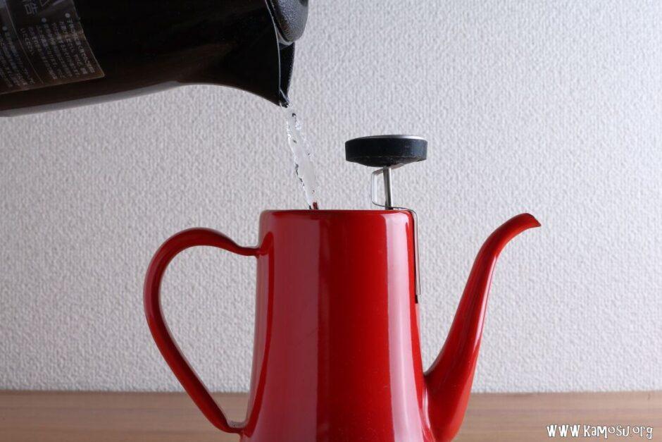 コーヒーの抽出温度は?