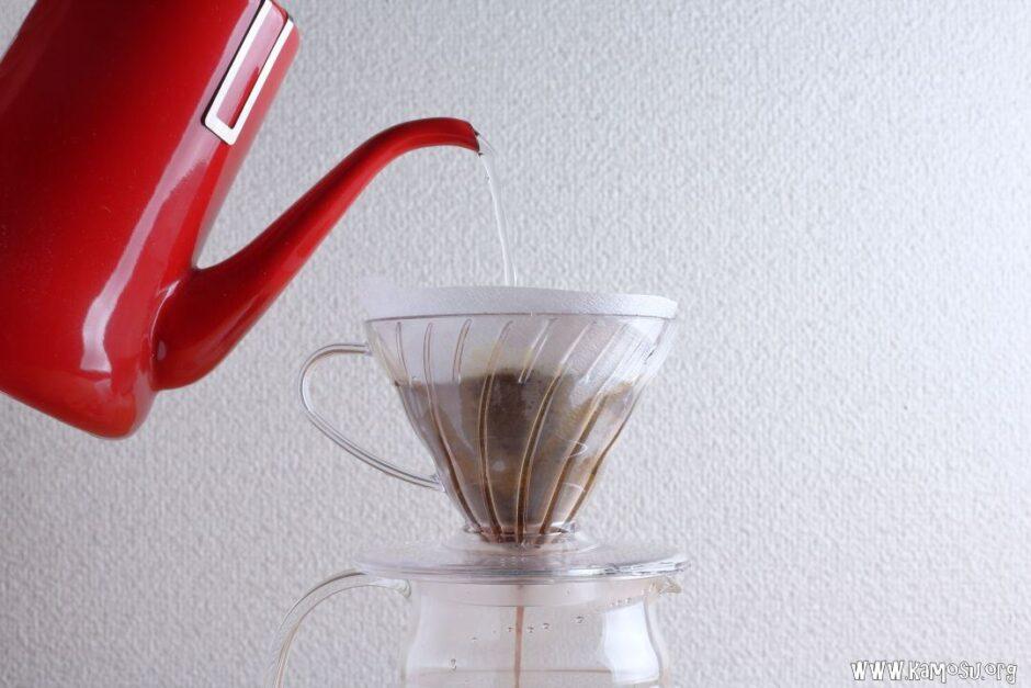 コーヒーの抽出時間は?