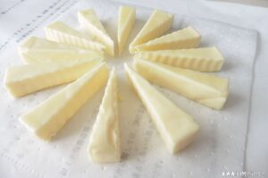 温燻前の6Pチーズ
