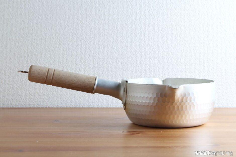 雪平鍋の用途は?