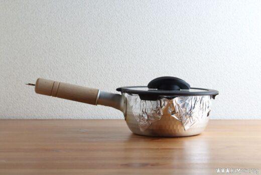 雪平鍋の炊飯方法は? 粘りの少ないさっぱりしたご飯の炊き方