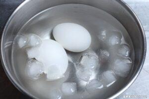 冷水で冷やすとむきやすくなる?