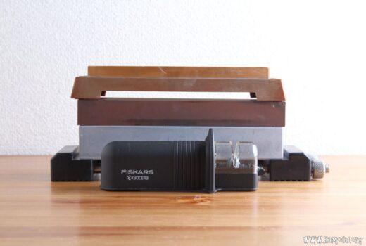 砥石とシャープナーの違いは? 包丁を研ぐ道具の特徴について