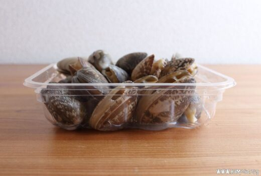 貝類の砂抜き方法は? アサリやシジミの砂または泥吐かせについて