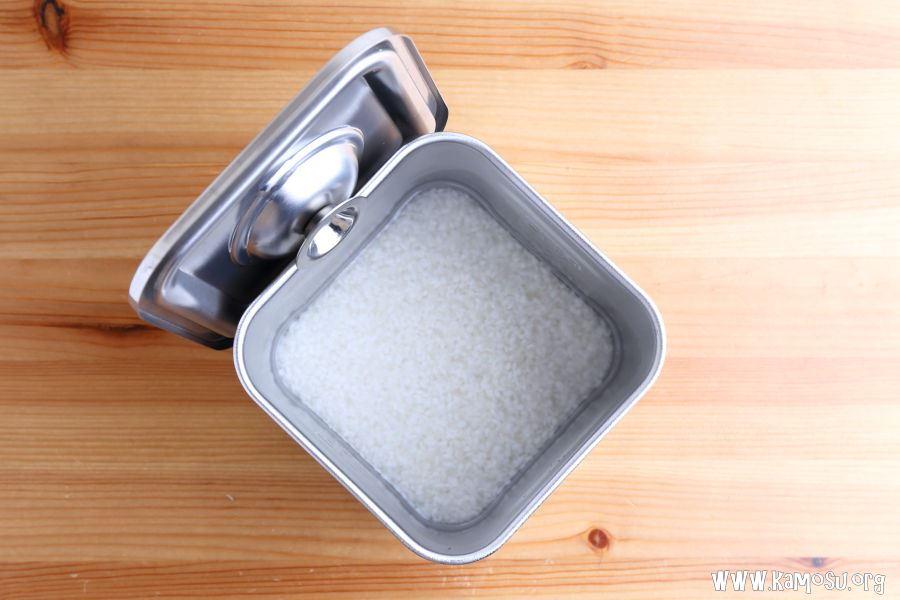 米を水につける時間は?