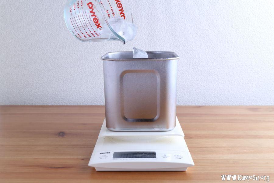 米の吸水時に氷を加える理由は?