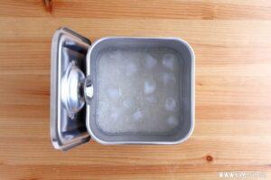 米をおいしく炊くための浸漬方法は?